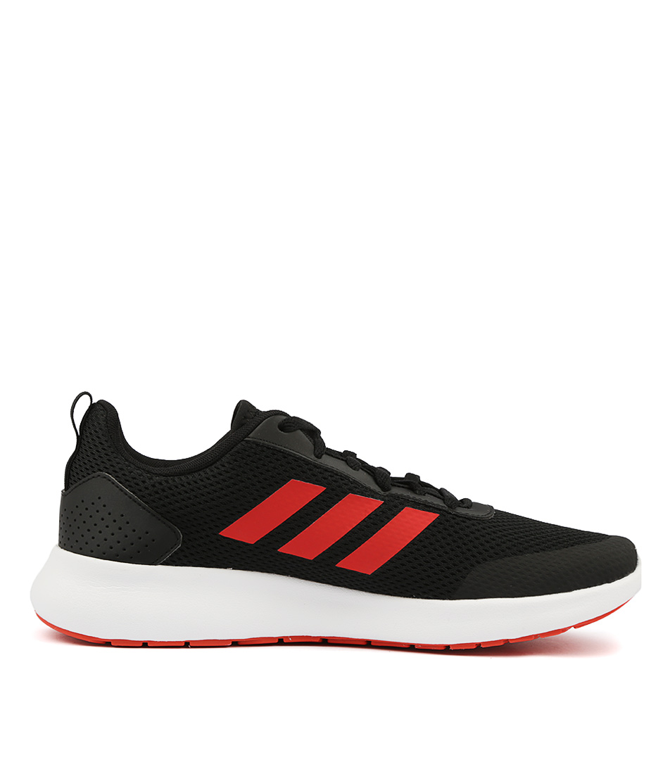 buy popular 88c87 3a8a0 ELEMENT RACE BLACK RED SMOOTH by ADIDAS - at Styletread