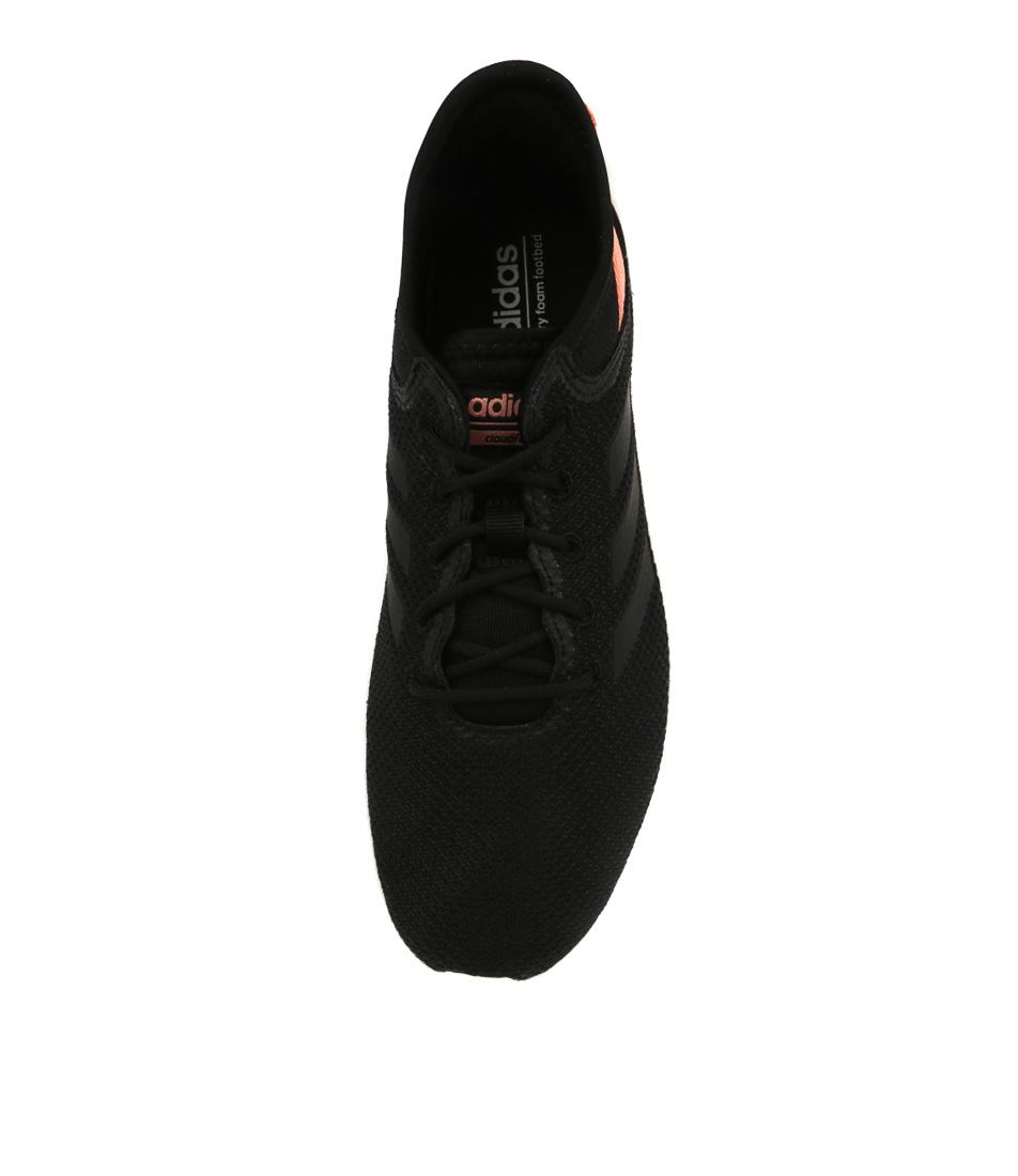 5370c0923258 CF QT FLEX BLACK BLACK PIN SMOOTH by ADIDAS NEO - at Styletread