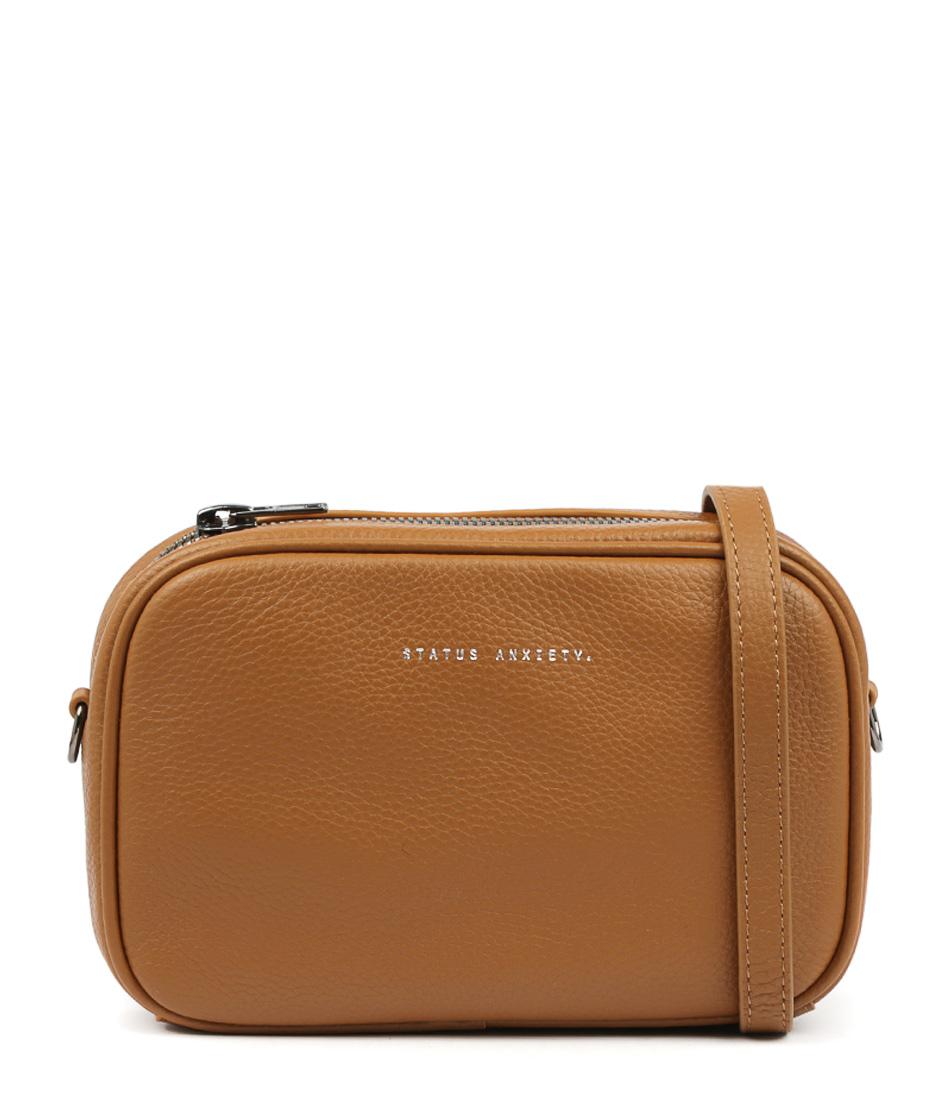 0545e0aff093 PLUNDER TAN LEATHER by STATUS ANXIETY - at Styletread