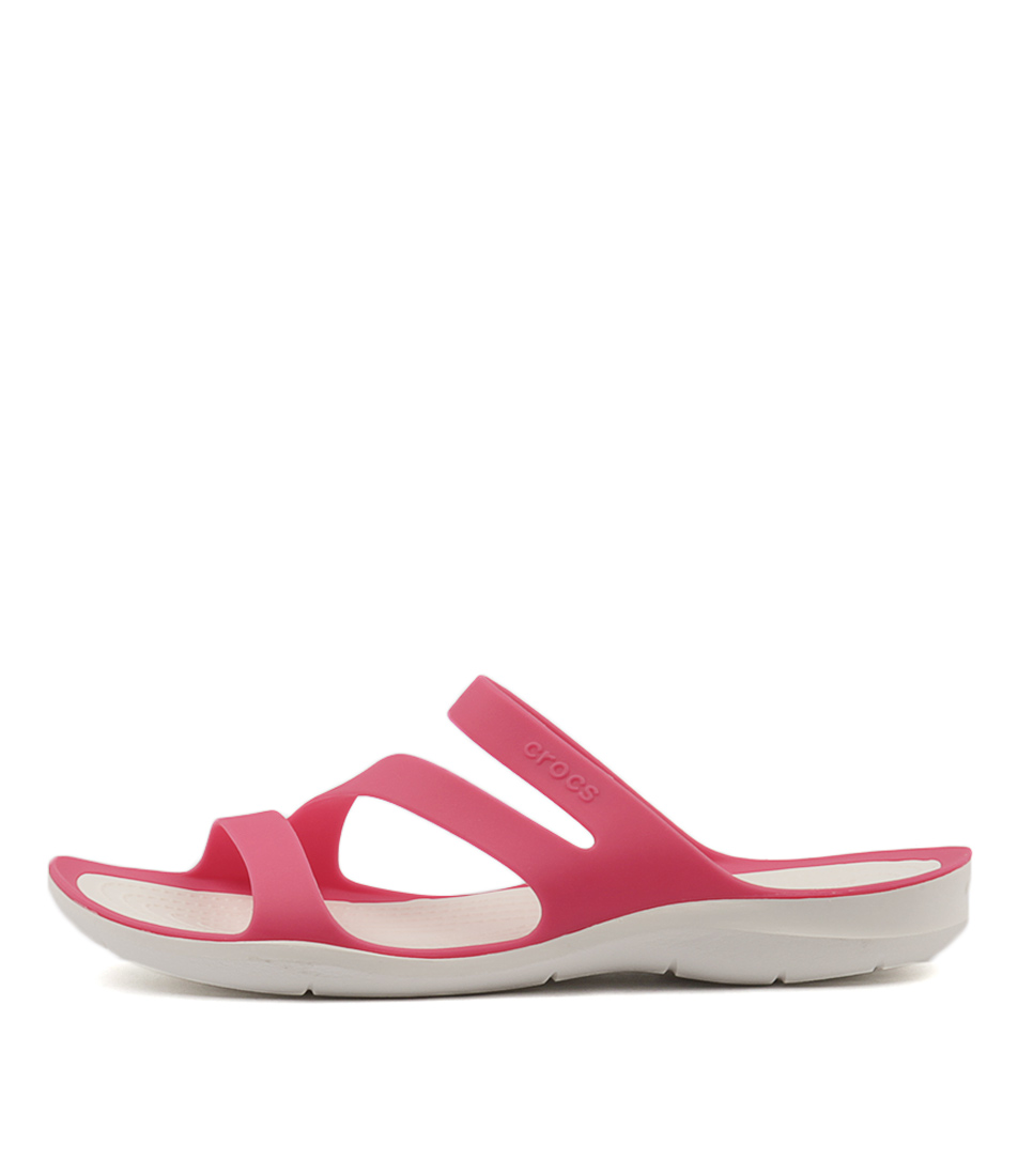 8dc3866a4a9c SWIFTWATER SANDAL PARADISE PINK W SMOOTH by CROCS - at Styletread NZ