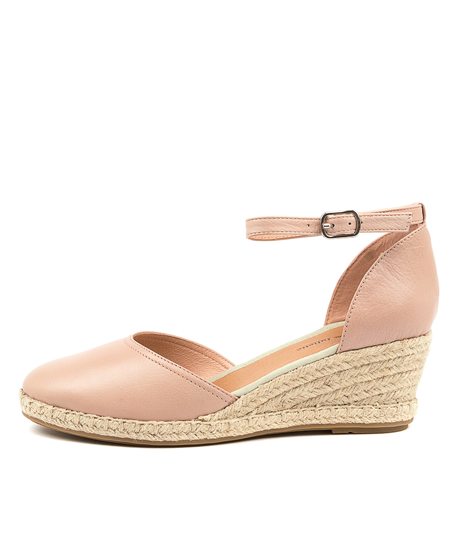 BROOK DJ NUDE TAN LEATHER by DJANGO & JULIETTE - at Wanted