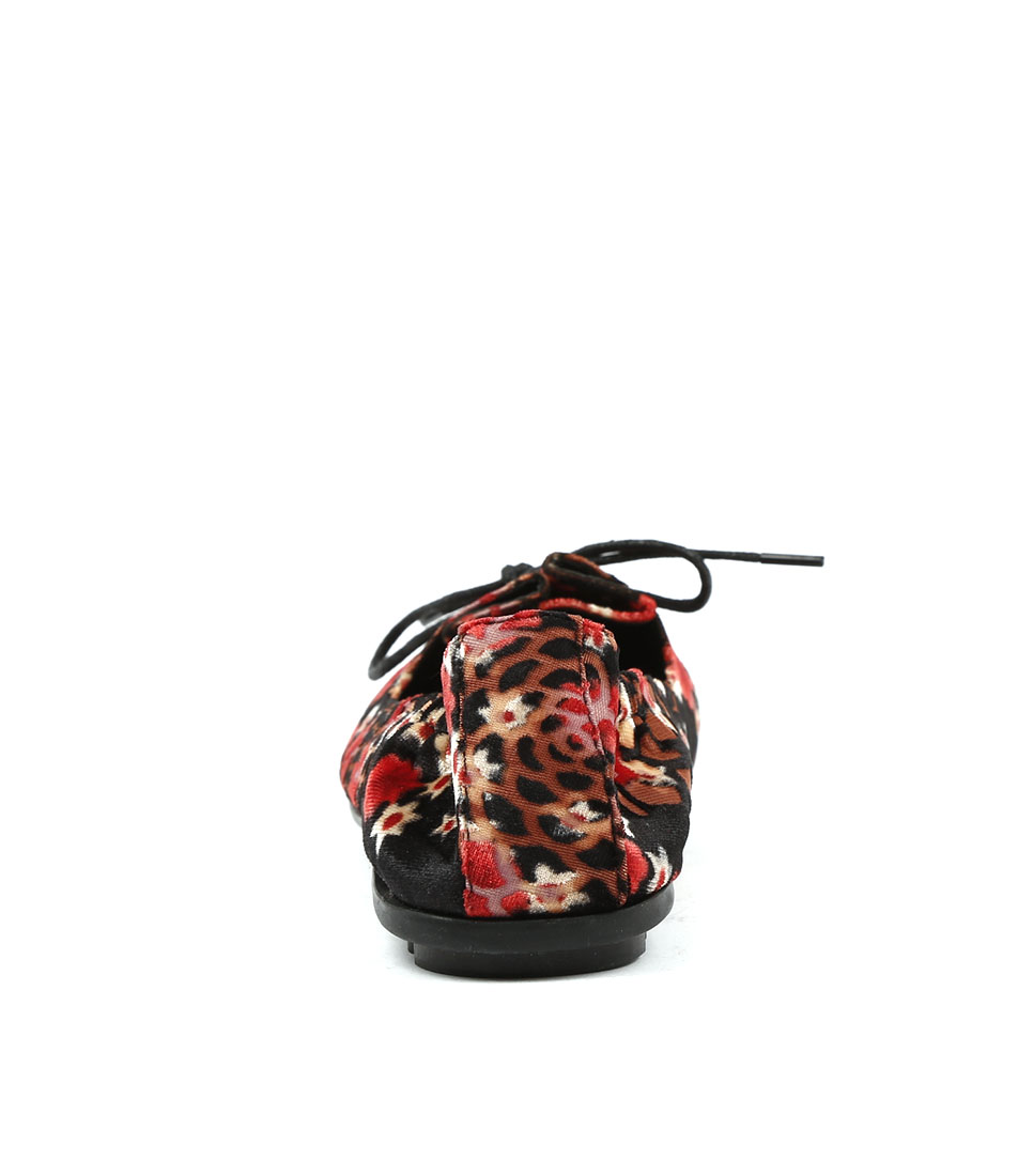 9ca5194b4f BAXTER BLACK&RED VELVET by I LOVE BILLY - at Styletread
