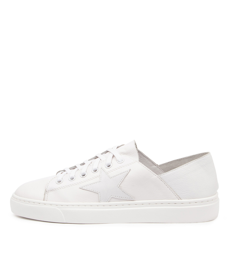 OHOLIDAY MO WHITE DK NUDE LEATHER