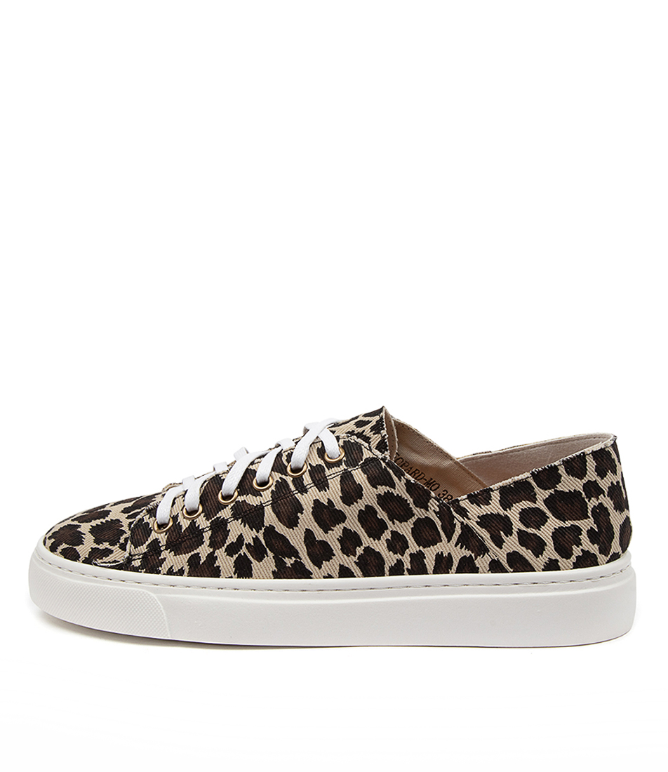 Ohito Mo Nude Speckle Black Pony Suede by Mollini