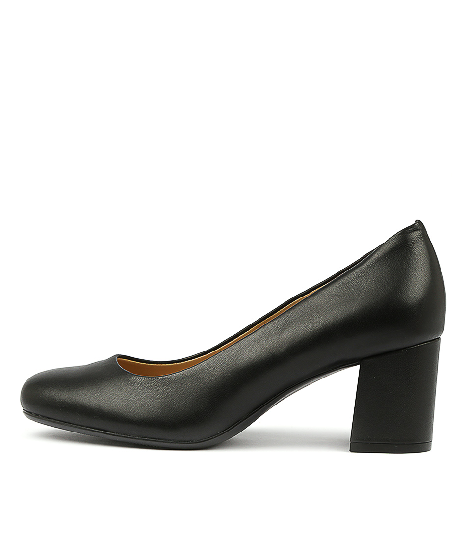 7c70927c32bf WHITNEY N BLACK LEATHER by NATURALIZER - at Styletread NZ